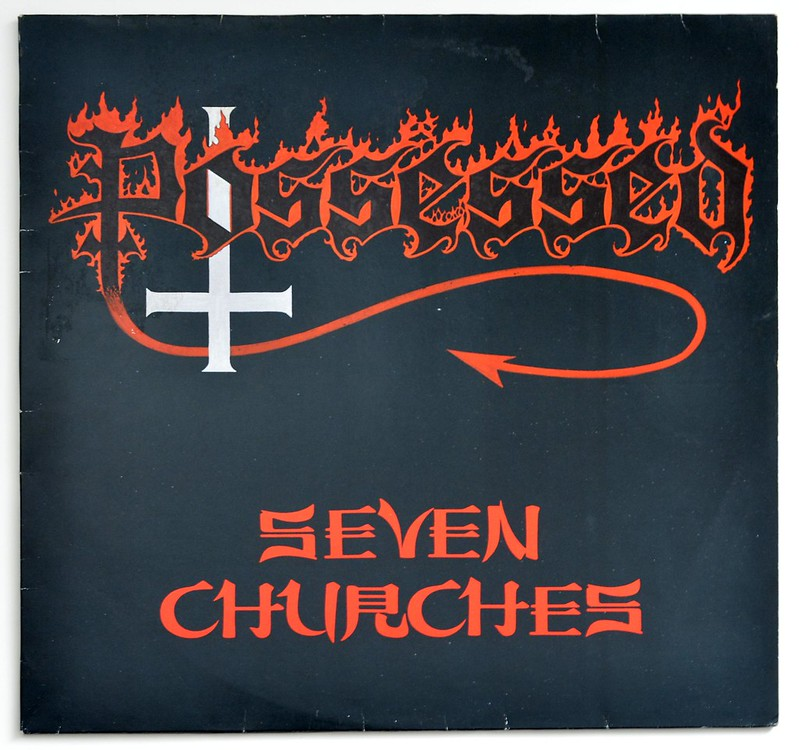 A0579 POSSESSED Seven Churches