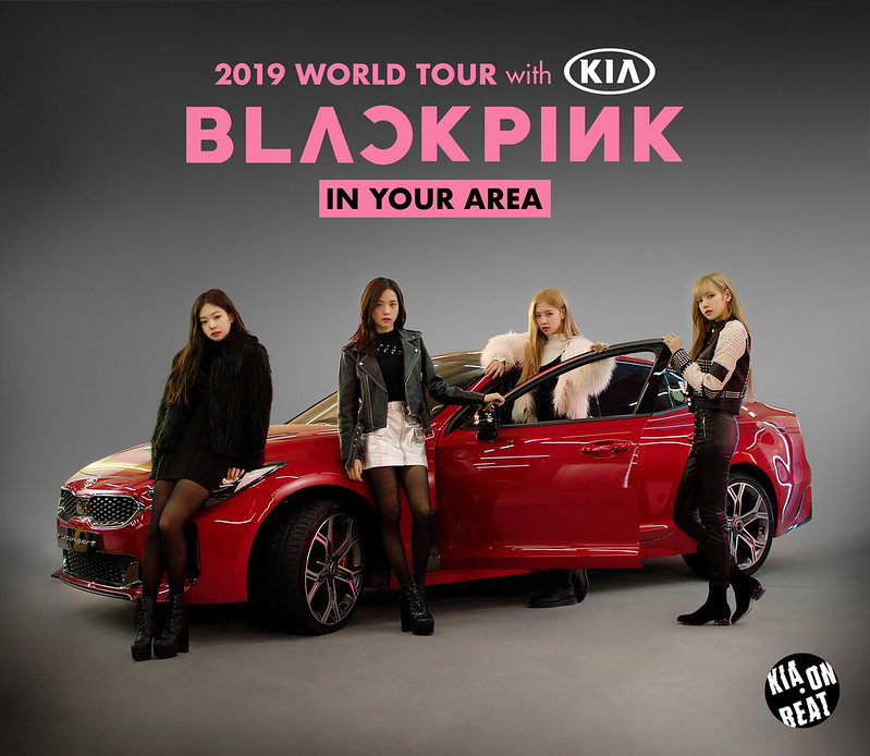 BLACKPINK All Set for 'In Your Area' Kuala Lumpur