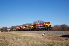 KCS 5009 - Murphy TX