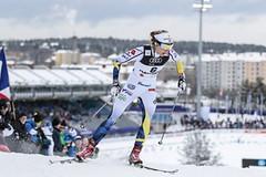 Švédky nečekanými vítězkami ve štafetě na MS v Seefeldu