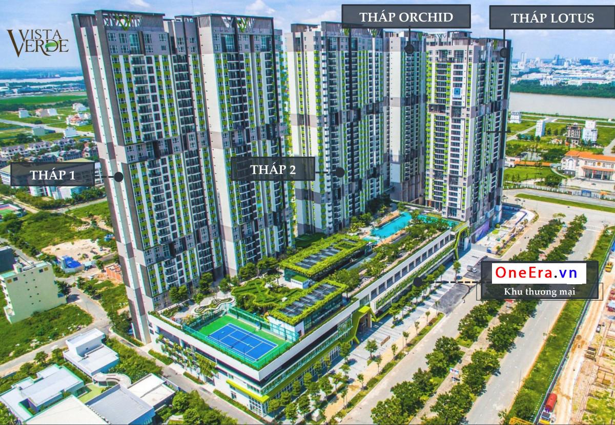 Thiết kế dự án căn hộ Vista Verde