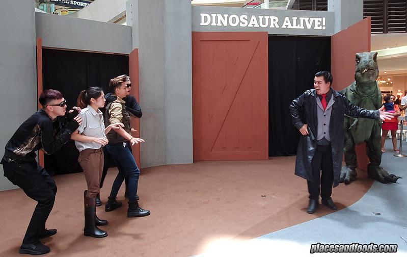 dinosaur alive show