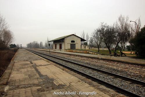 Estación de Calera Y Chozas