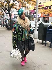 New York November 2018