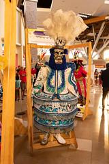 Exposición de trajes de Carnaval con la Fuerza del Sol