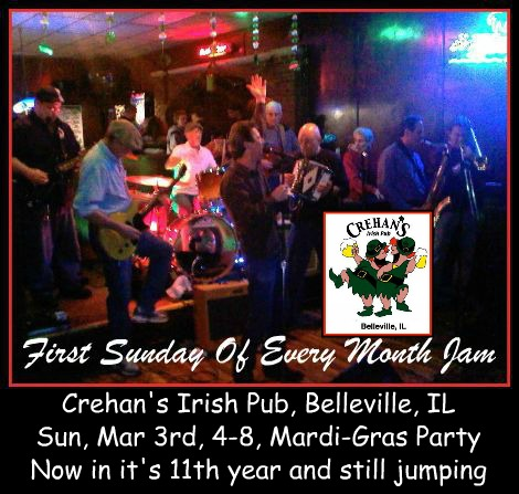 First Sunday Jam 3-3-19