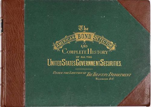 1869 American Bond Detector cover