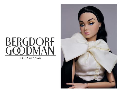 Fashion Royalty Bergdorf goodman poppy