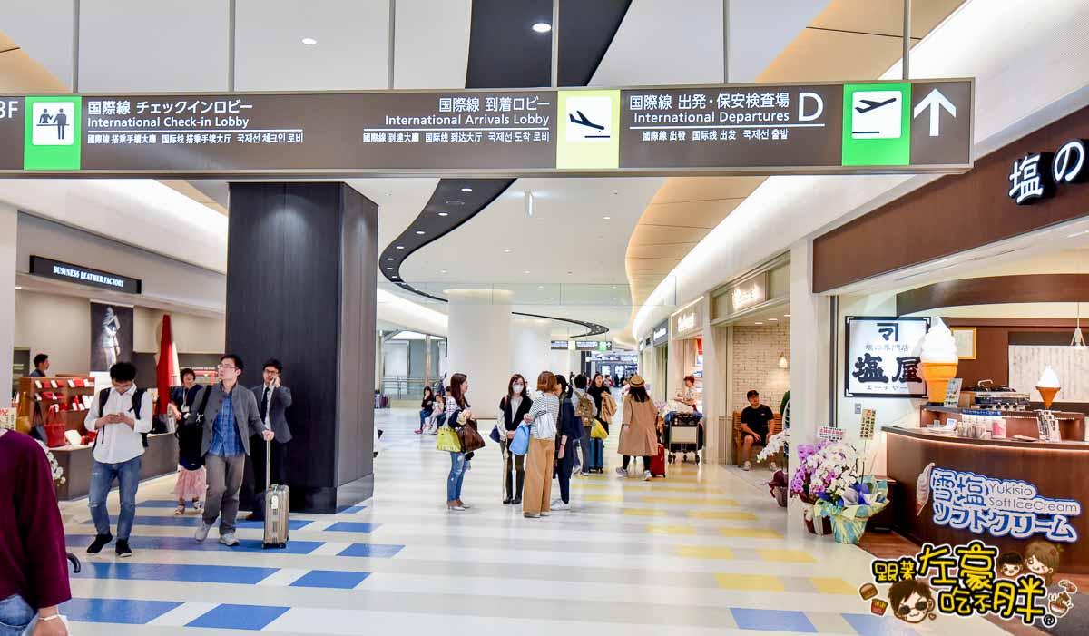 沖繩國際機場新航廈-6