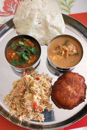 南インド マンガロール風フィッシュカレー
