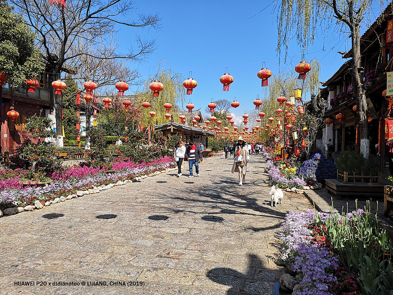 2019 China Lijiang Old Town 02