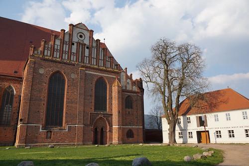 Side of St. Stephanskirche