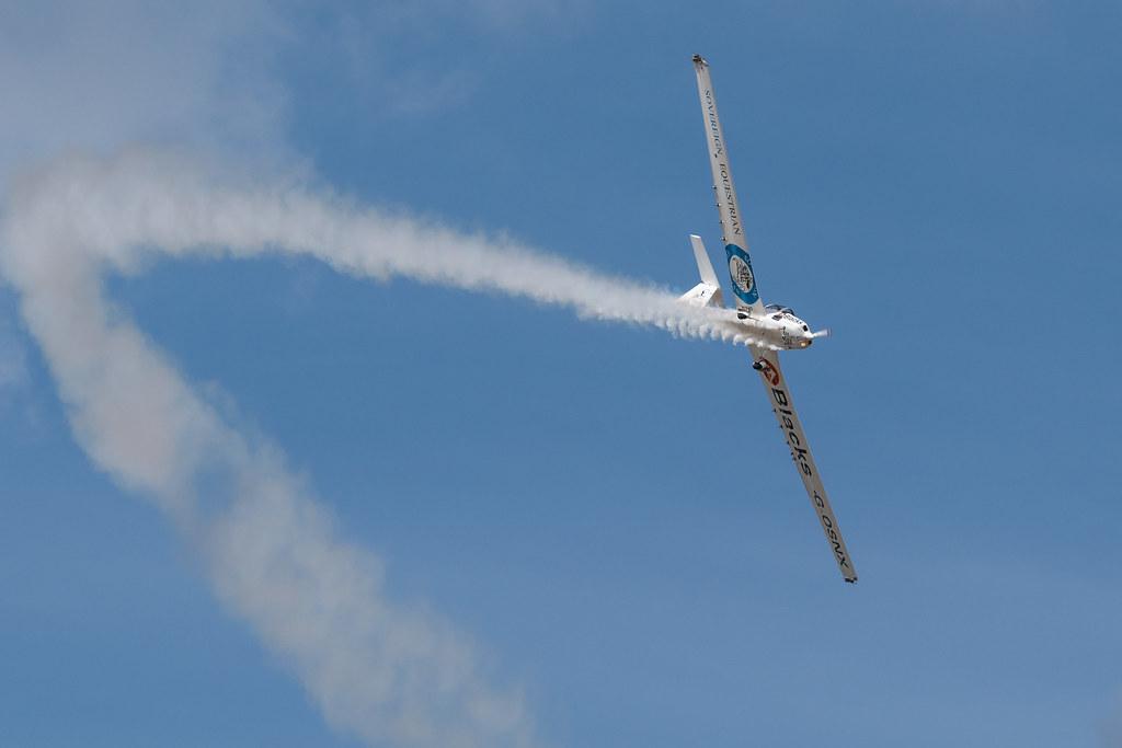 AeroSPARX Grob109b glider   Wings over Baltics 2018 - Airsho…   Flickr