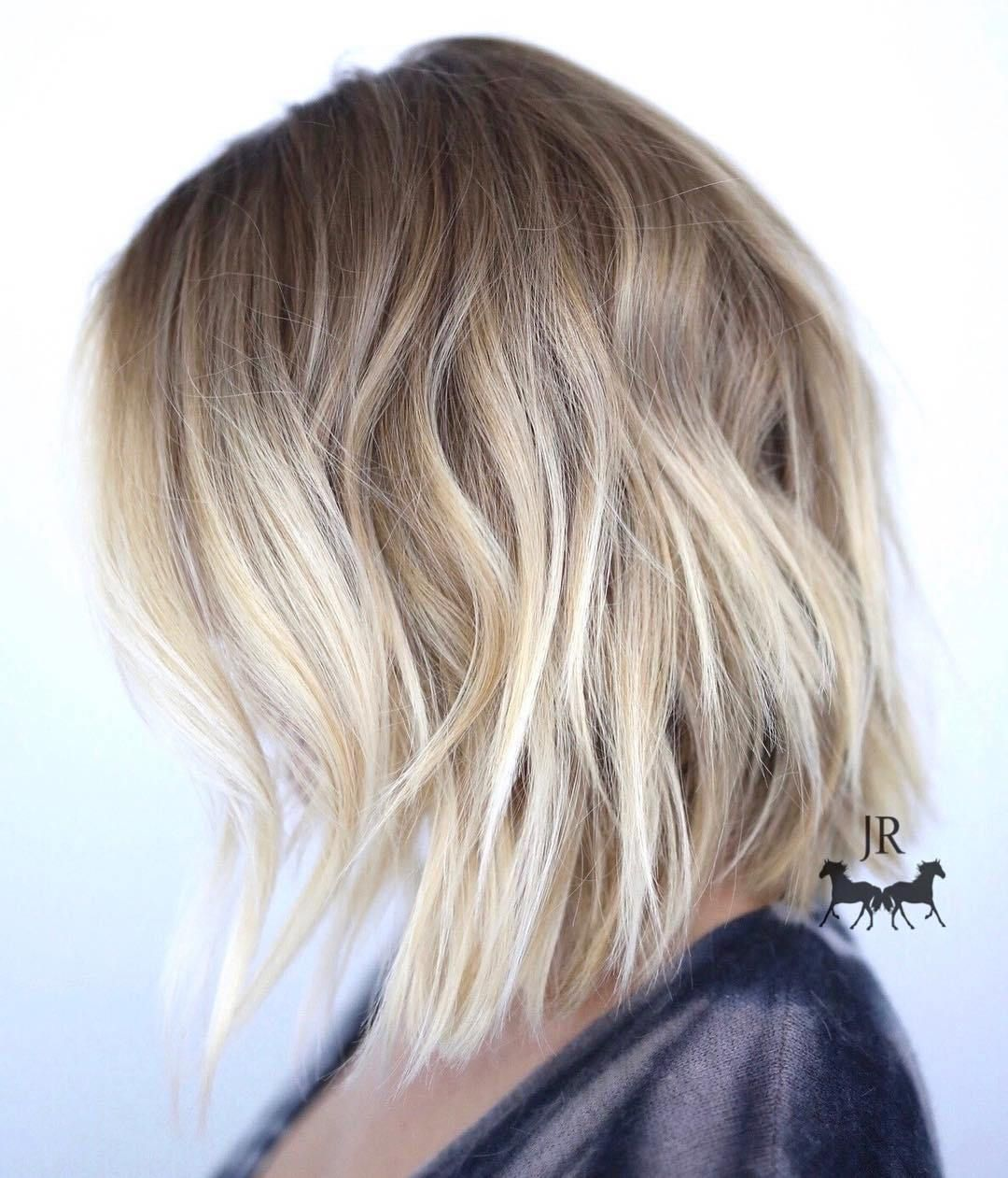 Medium Bob Hairstyles 2019 For Women's And Teens 2