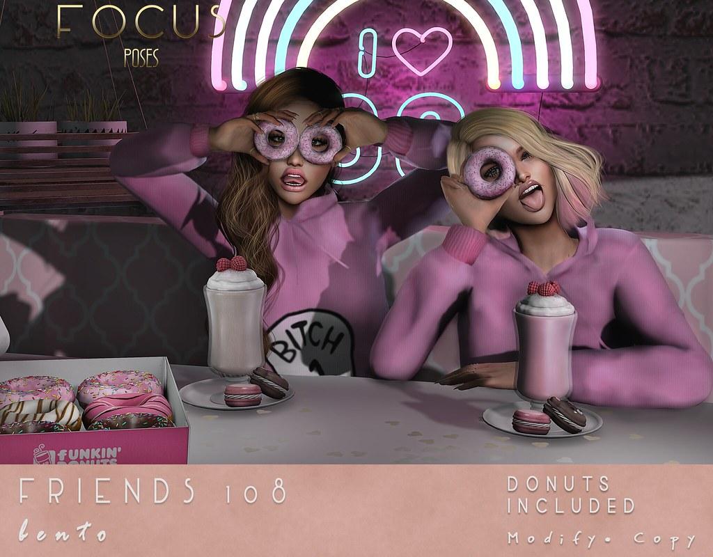 Friends 108