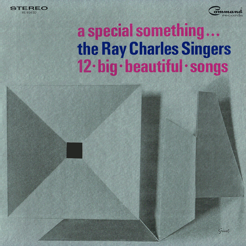 The Ray Charles Singers - A Special Something