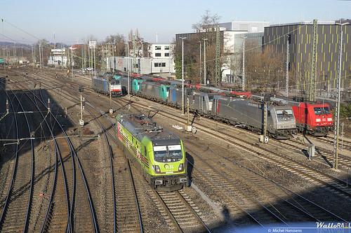 187 505 . HSL . Aachen West . 20.01.19.