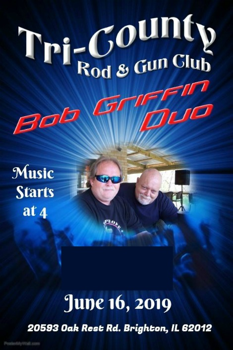 Bob Griffin Duo 6-16-19