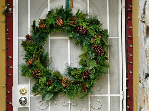 2018-12-22 - Mostly Christmas Wreaths