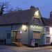 2-365-134 The Thorn Inn, Appleton Thorn, Cheshire, UK at dusk
