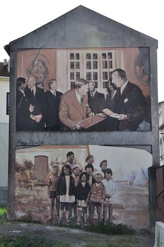 Estarreja / Aveiro - street art