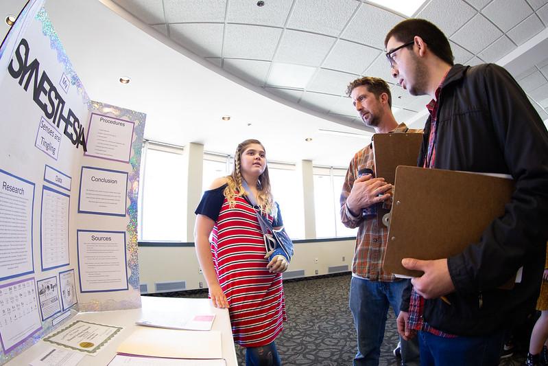 Regional Science Fair Spring 2019