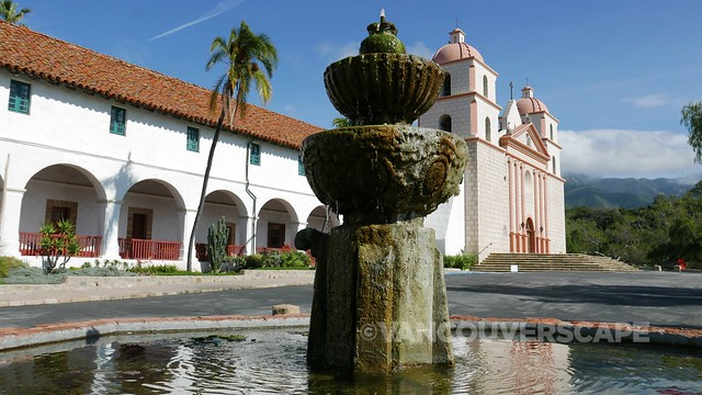 Santa Barbara/Old Mission SB