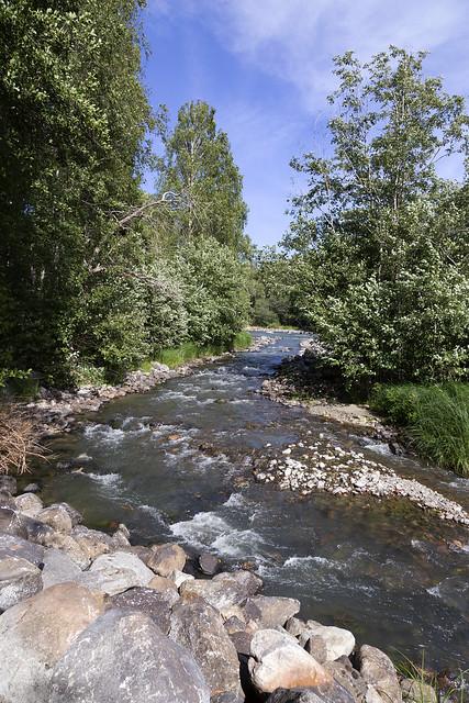 Ågårdselva 5.4, Solli, Norway