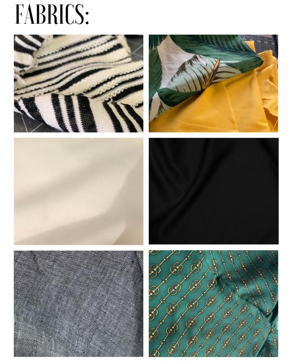 Mash Up Fabrics