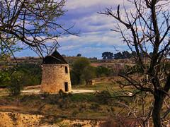 moulin balaye - Photo of Fleury