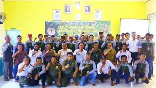 Masyarakat Mitra Polhut (MMP) CA Teluk Pamukan Perkuat Silaturahmi dan Pengamanan Kawasan (03)