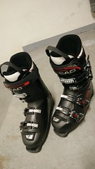 Lyžařské boty HEAD NEXTEDGE 2014 vel. 275 - titulní fotka