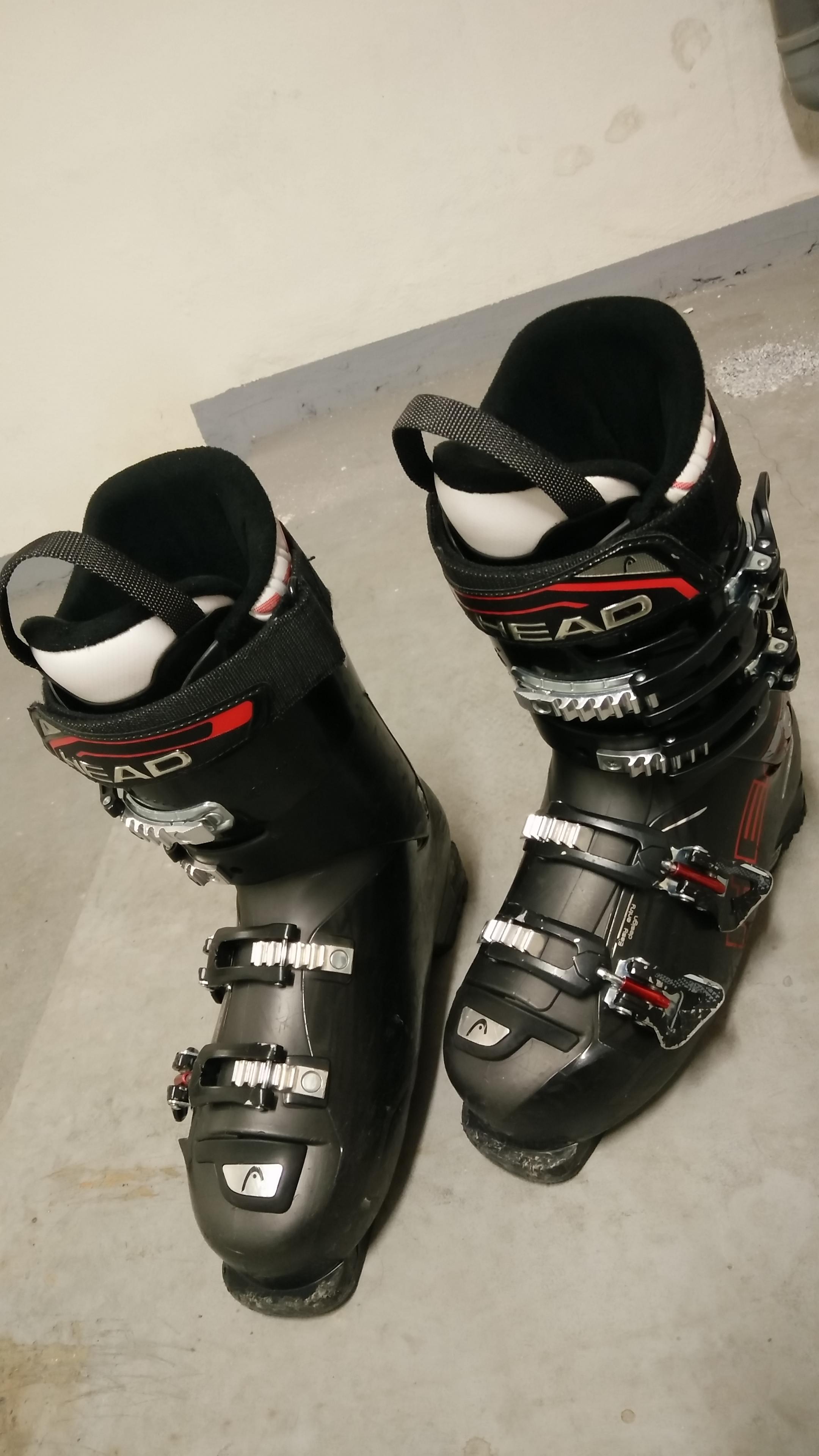 Lyžařské boty HEAD NEXTEDGE 2014 vel. 275 - Bazar - SNOW.CZ 3f20a0caf3