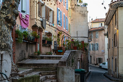 Small Alley - Photo of Aubagne
