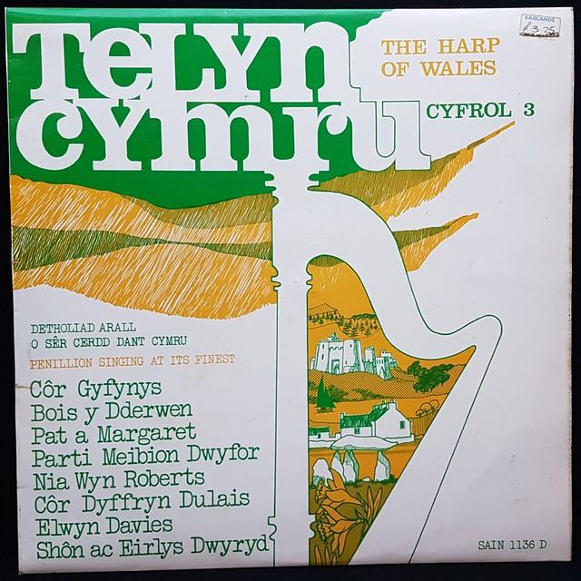 Telyn Cymru Cyfrol 3