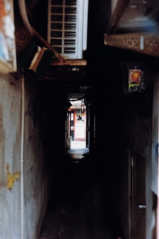 Photos編集 RAW現像 Leica M2+Jupiter 12 35mm f2 8+Kodak Ultramax400新宿ゴールデン街