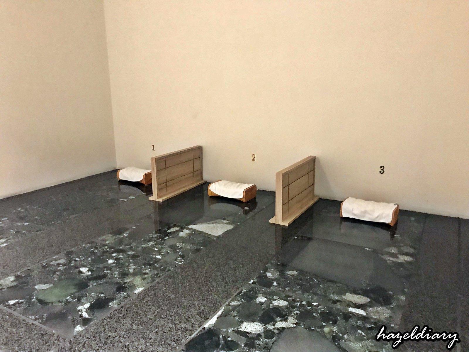 Ganbanyoku Singapore-Treatment Room