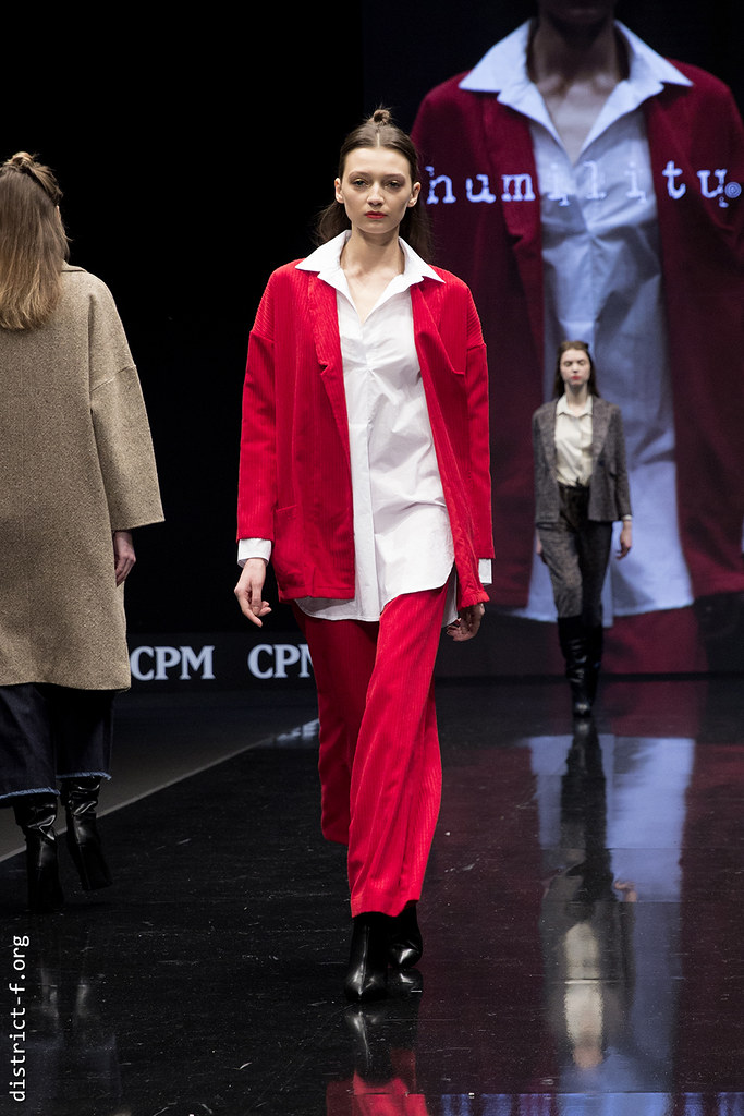DISTRICT F — Collection Première Moscow AW19 — CPM Selected юдщ9