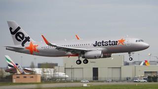 A320neo - MSN 8842 - Jetstar - F-WWDK - 06/03/2019