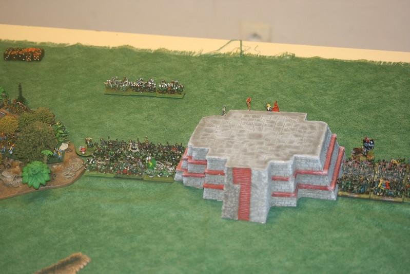 [4000 - Orcs+HL vs Khemri] La bataille des pyramides noires 47328344322_a95a7425e5_c