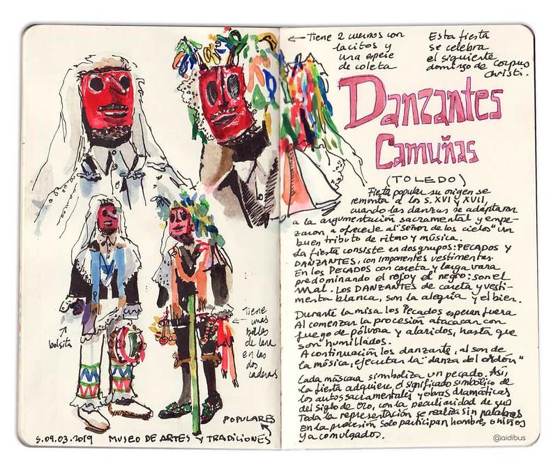 Danzantes de Camuñas