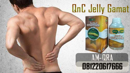 QnC Jelly Gamat Sebagai Obat Pinggang Kecetit Yang Ampuh