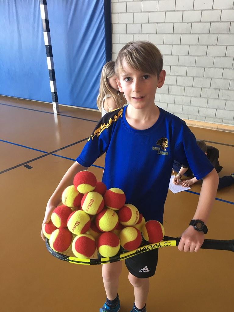 28.03.2019 Schulsport Tennis