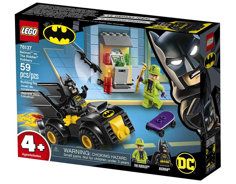 Batman vs. The Riddler Robbery (76137)