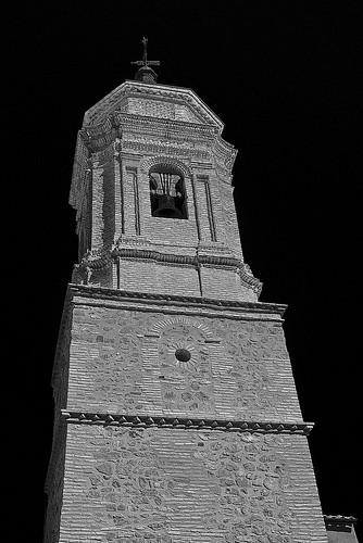 Torre de la iglesia de Bea
