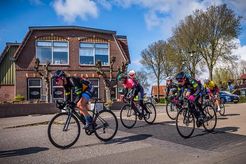 Manon de Boer en Anne Marijn van der Graaf