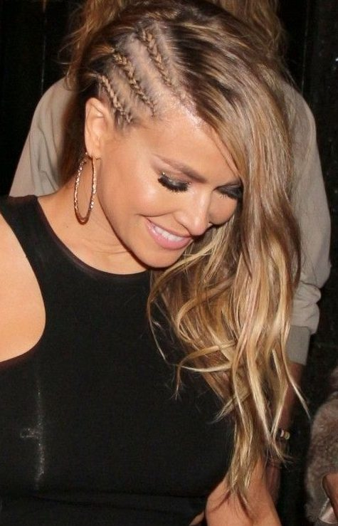 2019 HAIRSTYLES WITH BRAIDS THE MOST ATTRACTIVE STYLES THIS SEASON! 4