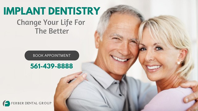 Get Long Lasting Smile With Implant Dentistry