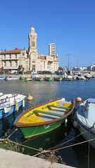 Boat in Sete harbour