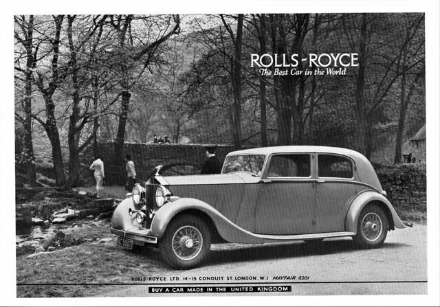 1939 Rolls-Royce Wraith Sports Saloon